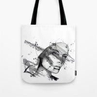 Miriam by carographic Tote Bag