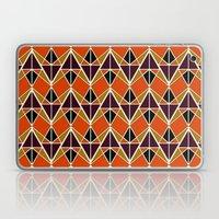 Triangles pattern Laptop & iPad Skin