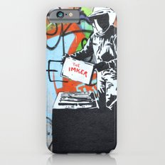 Imker graffiti iPhone 6 Slim Case