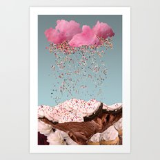 Just a Sprinkle Art Print