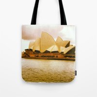 Take Me To The Opera Tote Bag