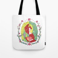 Beau And The Beast Tote Bag