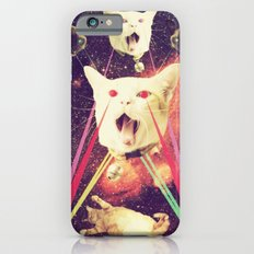 galactic Cats Saga 4 iPhone 6 Slim Case