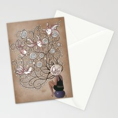 Mindblown. (fishbowl) Stationery Cards