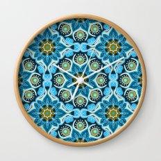 Mandala 18 Wall Clock