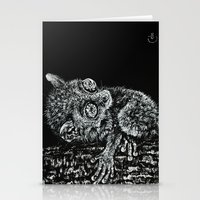 Bohol Tarsier From The P… Stationery Cards