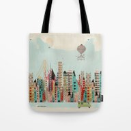 Visit San Francisco Tote Bag