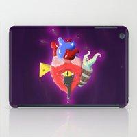 Cursed Heart iPad Case