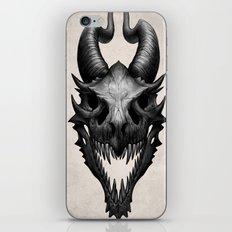 Dragon Skull iPhone & iPod Skin