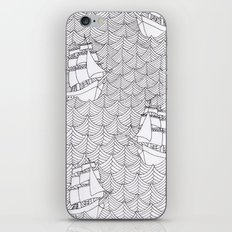 Ships iPhone & iPod Skin