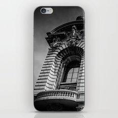 Monte Carlo, Monaco, building iPhone & iPod Skin