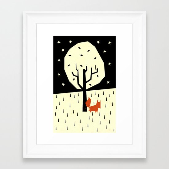 This is my tree Framed Art Print