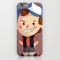iPhone & iPod Case featuring DIPPER! by thechrishaley