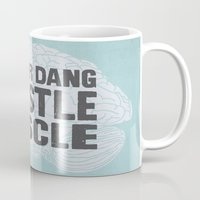 Flex Your Dang Hustle Mu… Mug