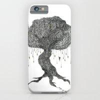 Girl In Tree iPhone 6 Slim Case
