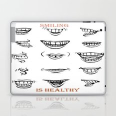 Smile Laptop & iPad Skin