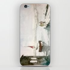 Fishing in Istanbul iPhone & iPod Skin