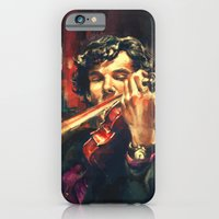 iPhone Cases featuring Virtuoso by Alice X. Zhang
