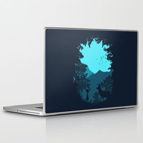 Old Friend Laptop & iPad Skin