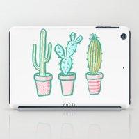 Cacti / Cactus Illustrations iPad Case