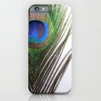 Peacock Feather iPhone 6 Slim Case