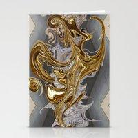 Brass Beast Stationery Cards