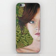 Wake From Your Sleep iPhone & iPod Skin