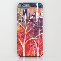 Towers Between The Trees iPhone 6 Slim Case