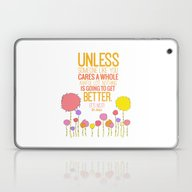 Unless Someone Like You.… Laptop & iPad Skin