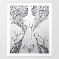 Strategie Art Print