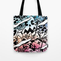 Of Many Minds Tote Bag