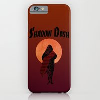 iPhone Cases featuring NINJA by NENE W