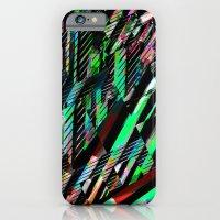 iPhone & iPod Case featuring Casino Zone by Teh Glitch