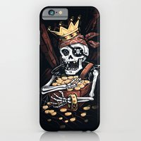 iPhone & iPod Case featuring My Treasure by Patrick Zedouard c0y0te7