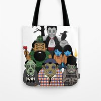 Dawn of the Plaid Tote Bag