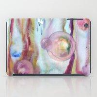 Just Playin' / Aqua_2 iPad Case