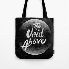 The Void Above Tote Bag