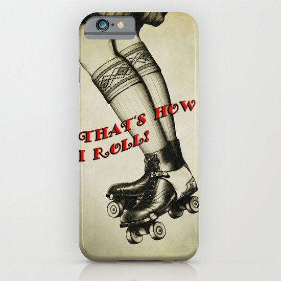 Old School Derby iPhone & iPod Case
