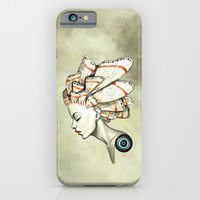 iPhone & iPod Case featuring Moth 2 by Freeminds