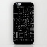 Babylon iPhone & iPod Skin