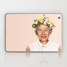 Hipstory - Queen Elizabe… Laptop & iPad Skin