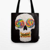 Skullipop Tote Bag