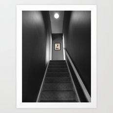 The Hall Art Print