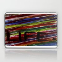 Life by KPD (Stretched) Laptop & iPad Skin