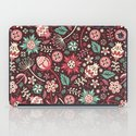 Wallflowers iPad Case