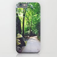 A Woodland Path iPhone 6 Slim Case
