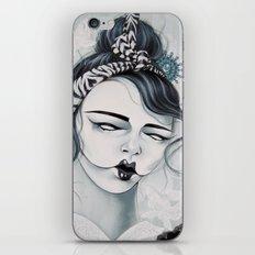 Miss Tigre iPhone & iPod Skin