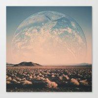 Life on Mars Canvas Print