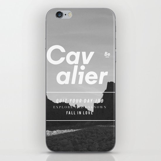 The Cavalier iPhone & iPod Skin