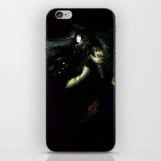 Light of Dark iPhone & iPod Skin
